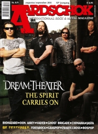 Aardschok Netherlands - Dream Theater