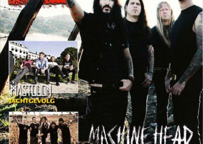 Aardschok Netherlands - Machine Head