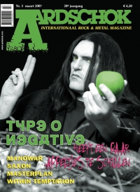 Aardschok Netherlands - Type O Negative