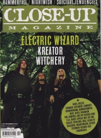 Close-Up Sweden - Electric Wizard