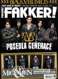 Fakker Czech Republic - Black Veil Brides