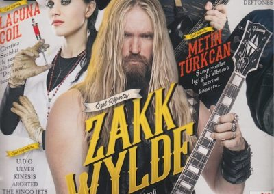 Headbang Turkey - Zakk Wylde