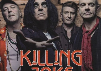 Loud! Portugal - Killing Joke