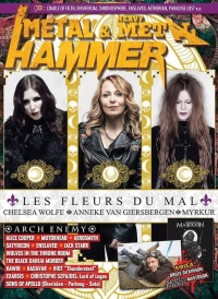 Metal Hammer Greece - Myrkur