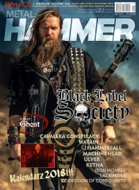 Metal Hammer Poland - Black label Society