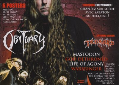 Metallian France - Obituary
