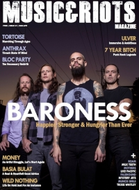 Music & Riots Portugal - Baroness