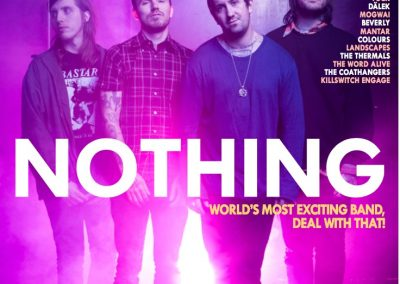 Music and Riots Portugal - Nothing