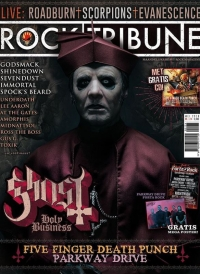 Rock Tribune Belgium - Ghost