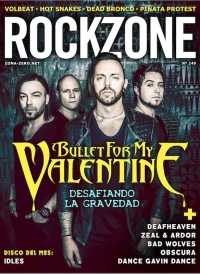 Rockzone Spain - Bullet For My Valentine