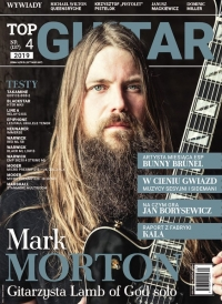 Top Guitar Poland - Mark Morton