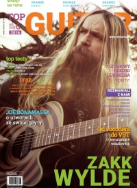Top Guitar Poland - Zakk Wylde