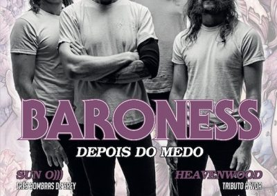Ultraje Portugal - Baroness
