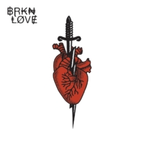 cover BRKN LOVE - BRKN LOVE