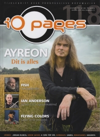 iO Pages Netherlands - Ayreon