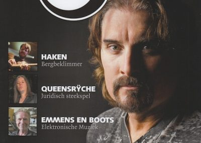 iO Pages Netherlands - James LaBrie