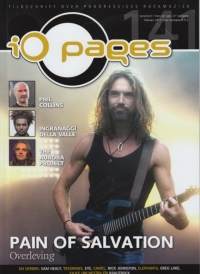 iO Pages Netherlands - Pain Of Salvation