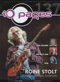 iO Pages Netherlands - Roine Stolt