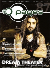 iO pages Netherlands - Dream Theater again